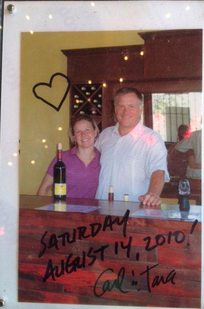 Carl & Tara opening dayv2