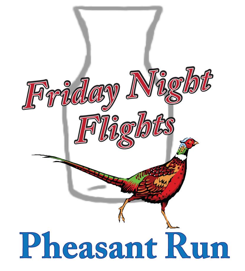 PR Friday Flight logo